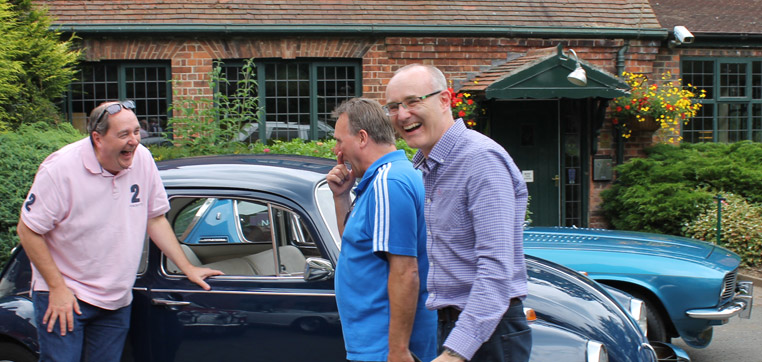classic car treasure hunts