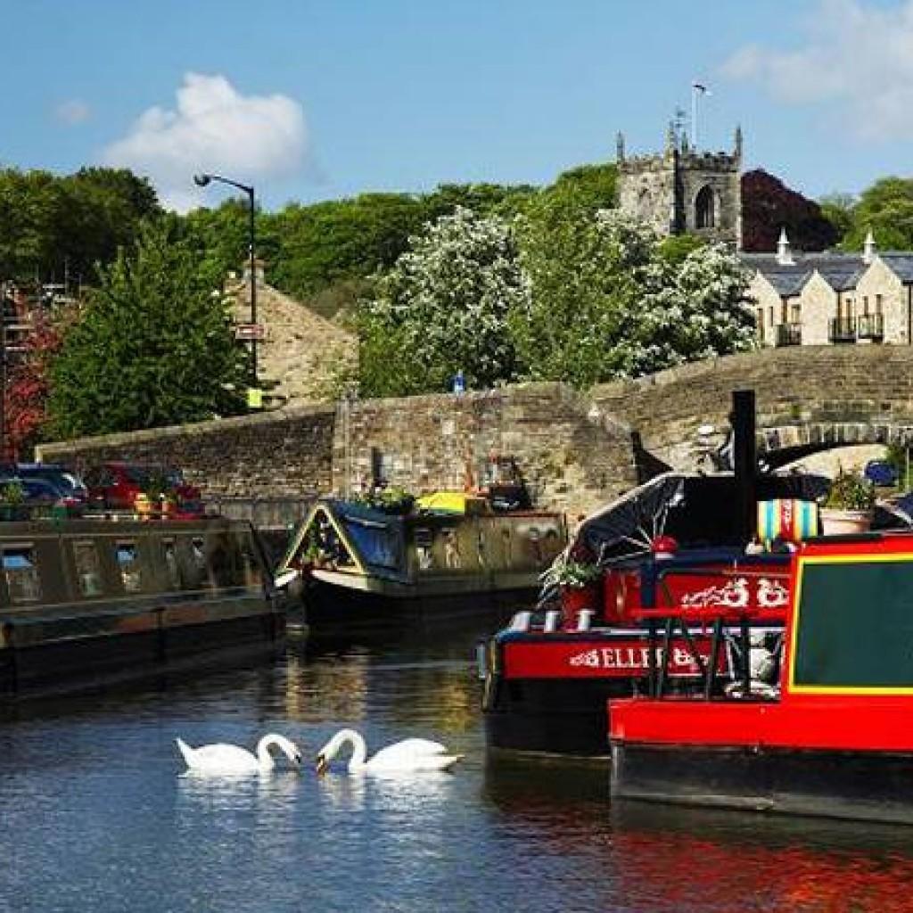 Canal boat treasure hunt 1
