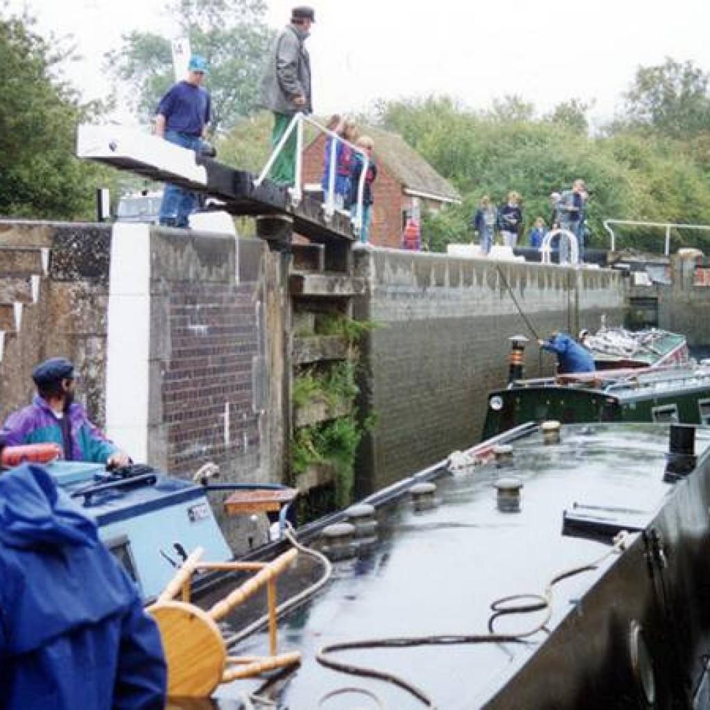 Canal boat treasure hunt 4