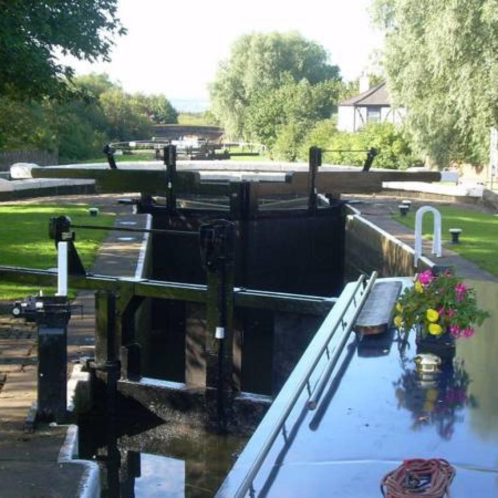 Canal boat treasure hunt 2