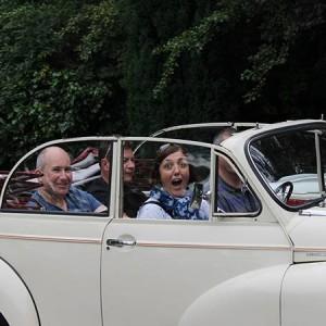 Classic car treasure hunt 1