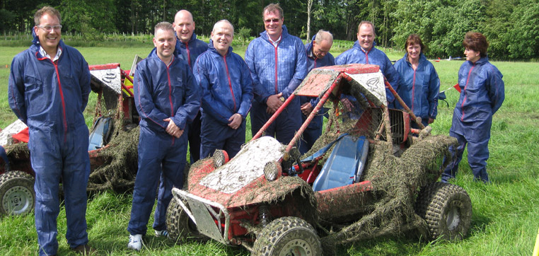 Company fun days - quad bikes