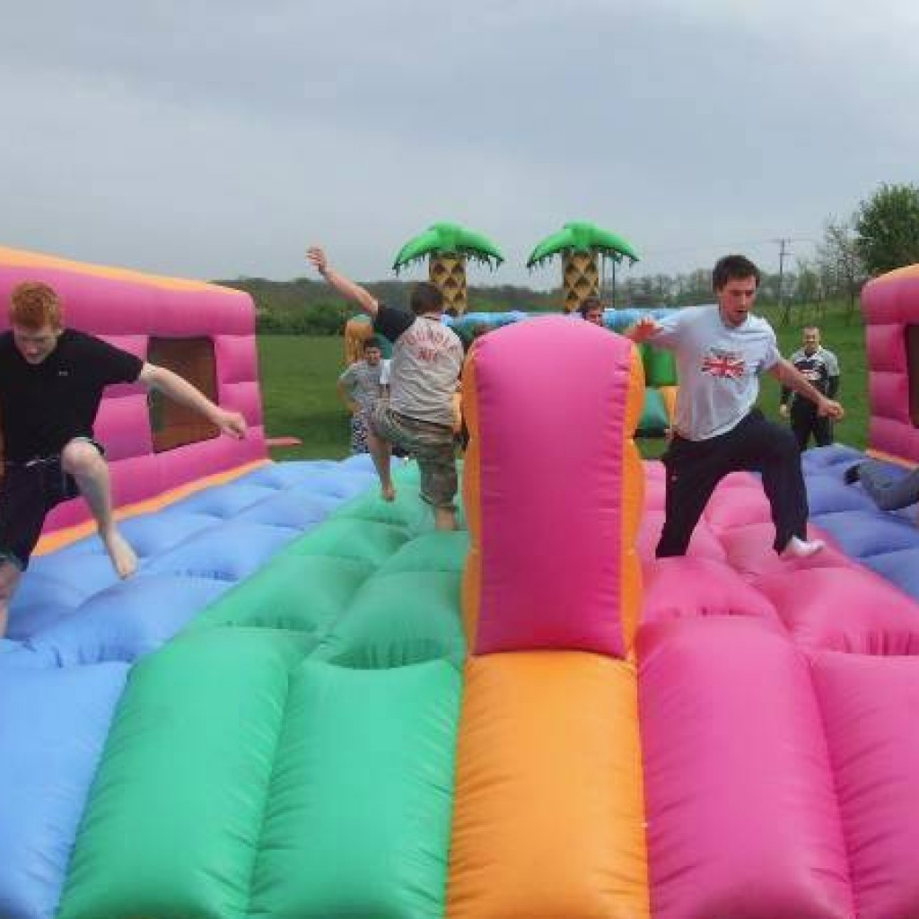 it's a knockout activity 6