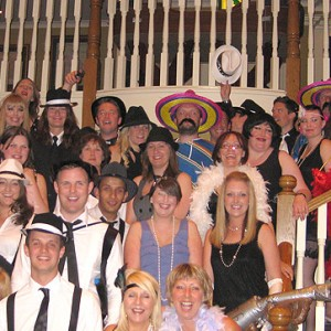 Themed party organisers