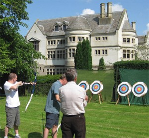 activity days - longbow archery