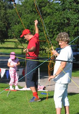 activity days - fun fly fishing