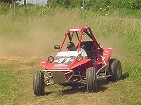 Honda Pilots - dune buggy racing