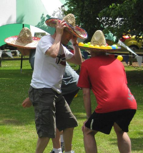 activity days - sombrero transfero