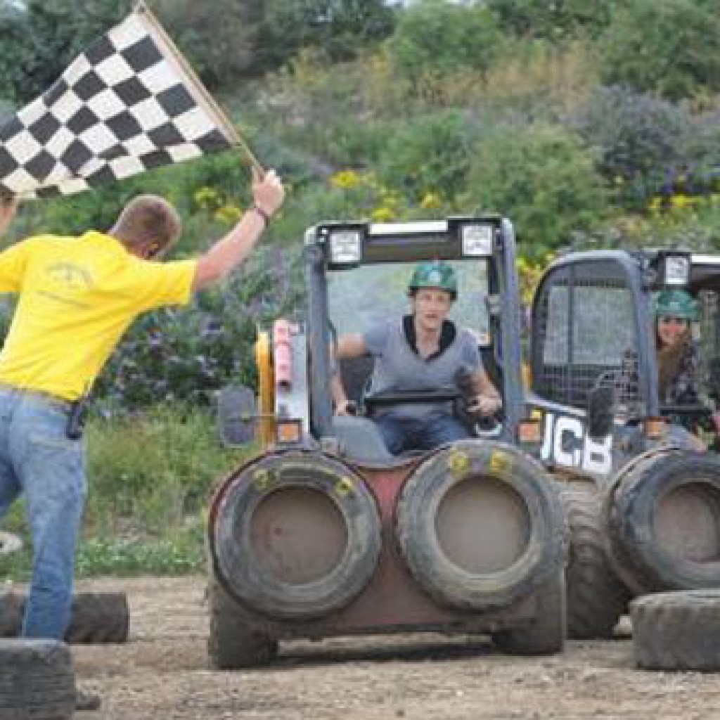 Bobcat racing activity days
