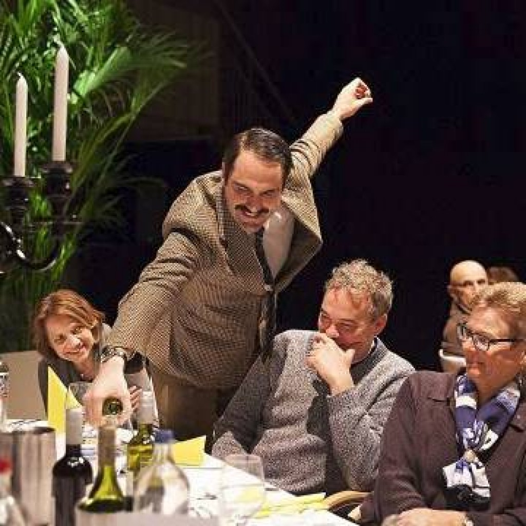 Fawlty Towers themed dinner 3