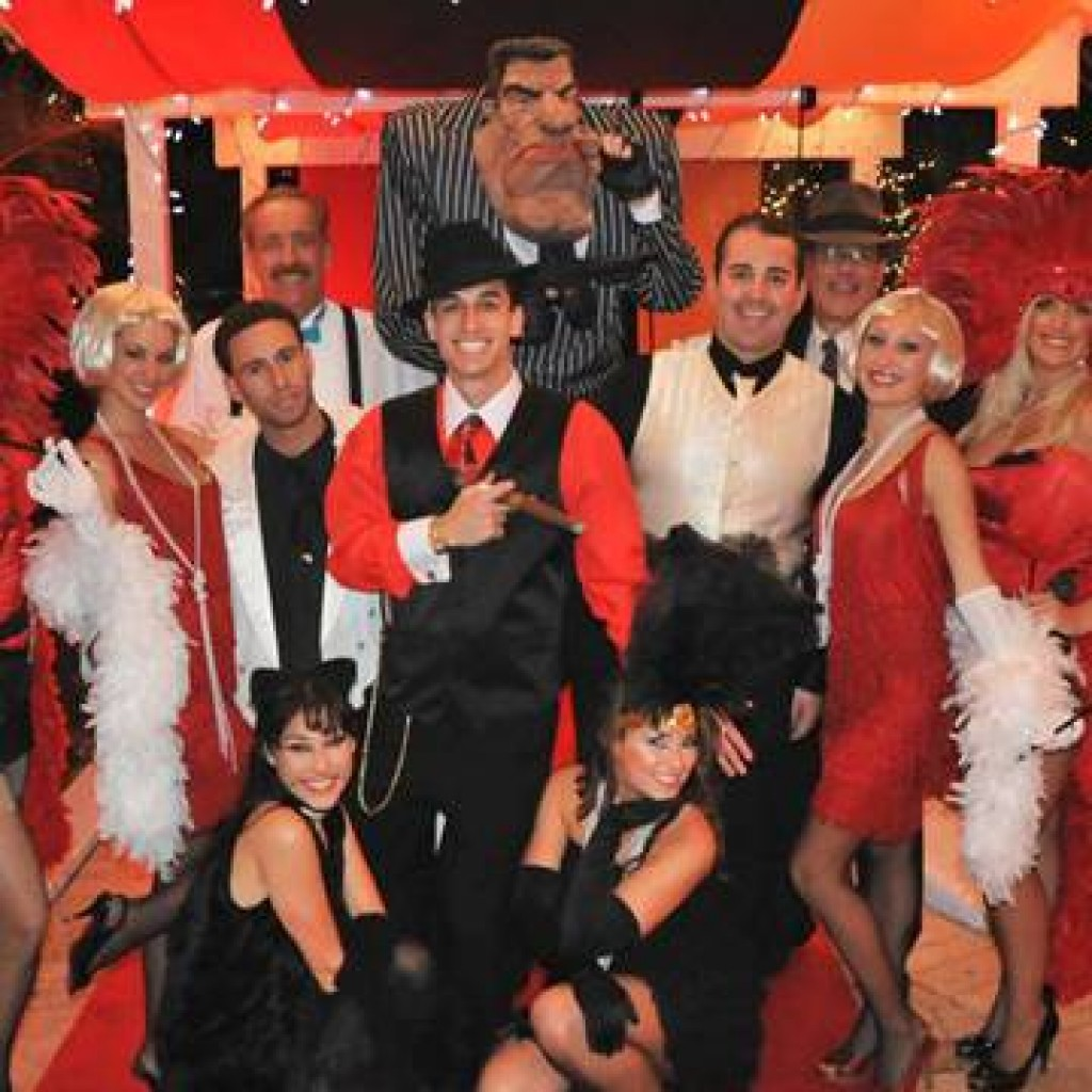 Themed Christmas parties - New York & Chicago