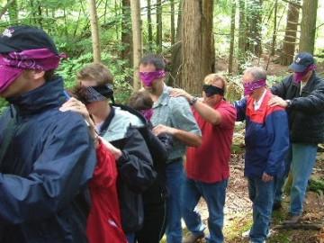 Team building events - Communication 1