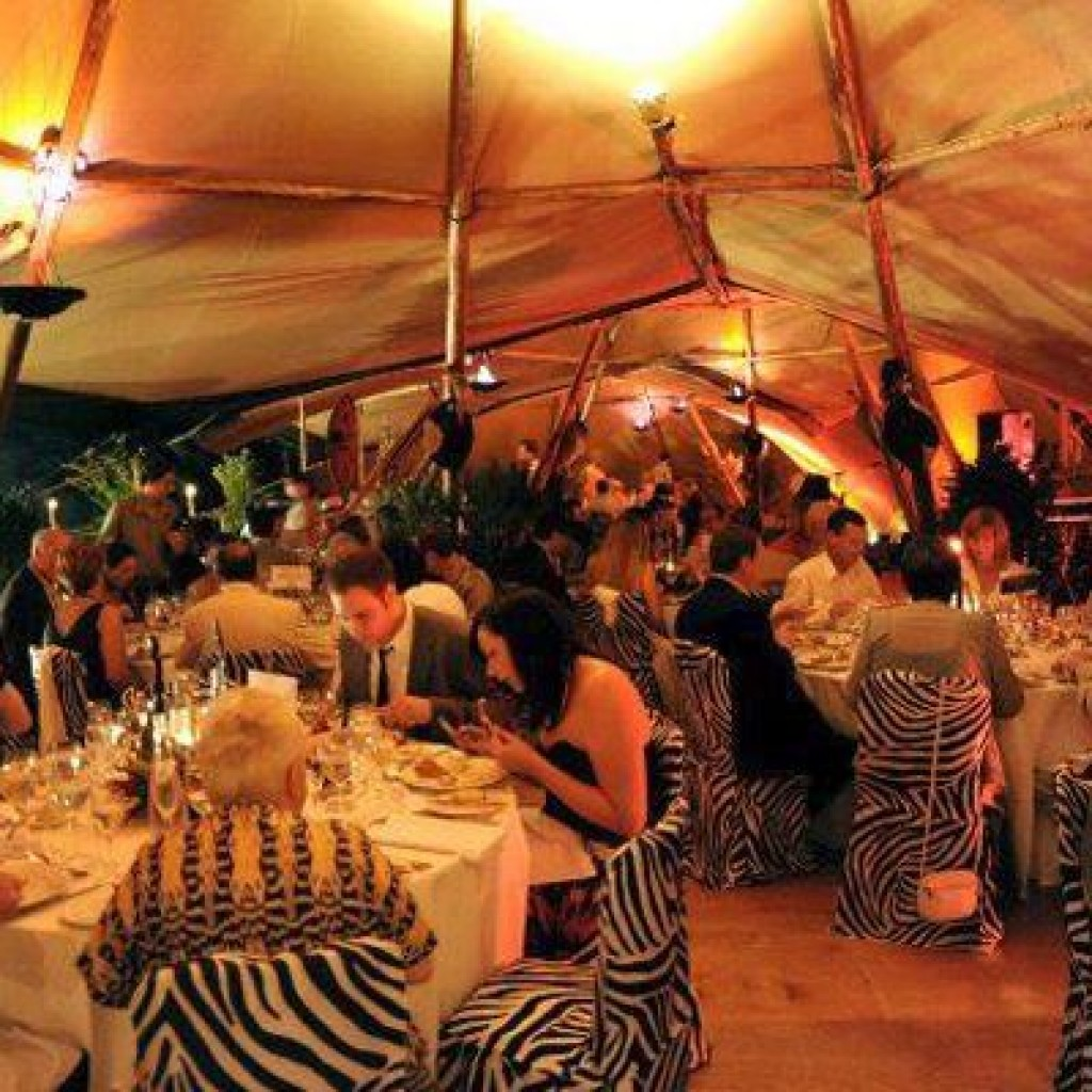 Themed party organisers - Out of Africa