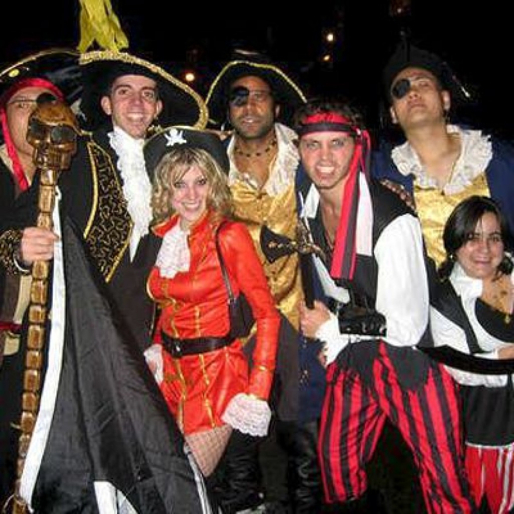 Themed party organisers - Pirates