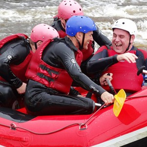 white water rafting and teambuilding day 4