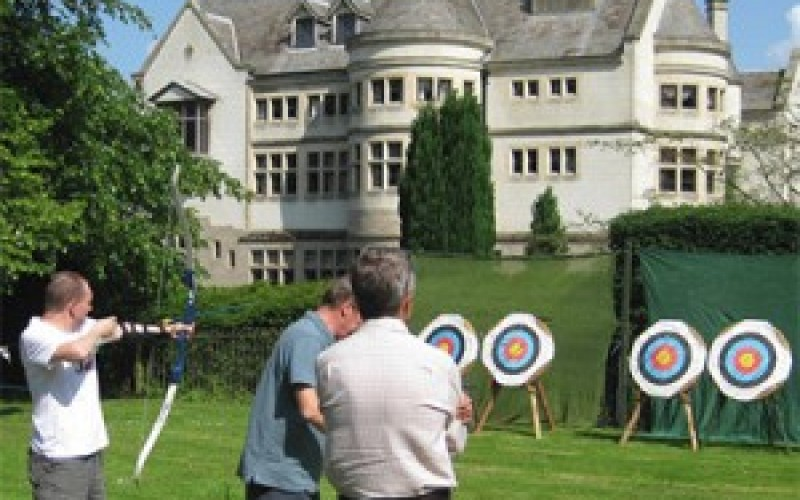 activity days - longbow archery